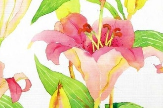 Virtual Botanical Drawing & Watercolor